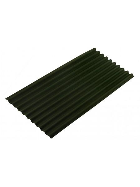 Ондулин SMART лист зеленый 0,95*2,0м